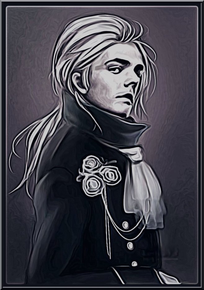 Gerard Way by gothicat